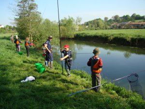 Hébergement pêche - Pêche en famille en Meuse