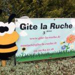 Gîte La Ruche - Initiation à l'apiculture